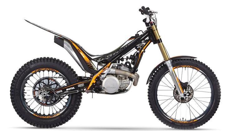 Dirt Bike Brands - Scorpa SC-250