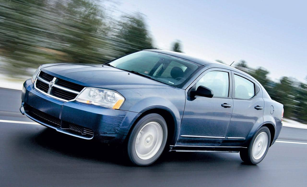 One of the cars under 5000 is the Dodge