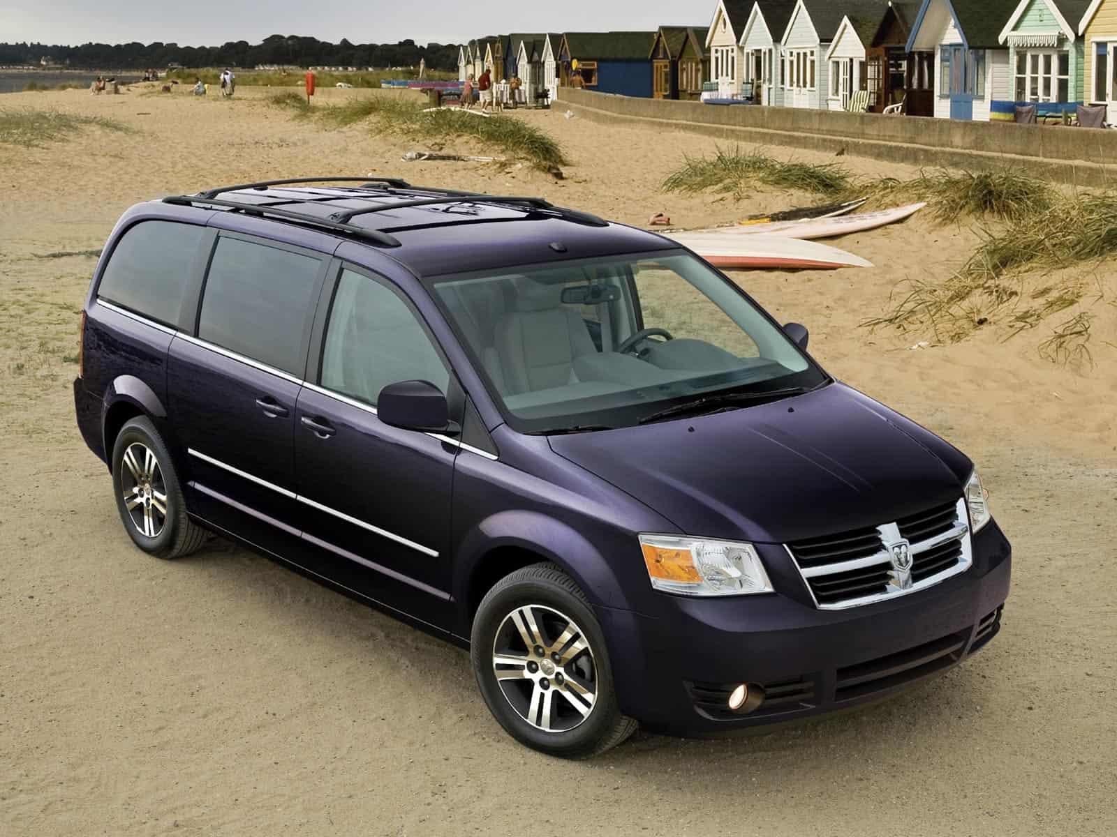 Dodge Grand Caravans are reliable