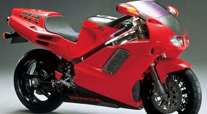 Dream Sportsbike - Honda NR750