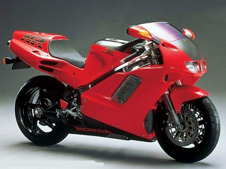 Dream Sportsbike - Honda NR750