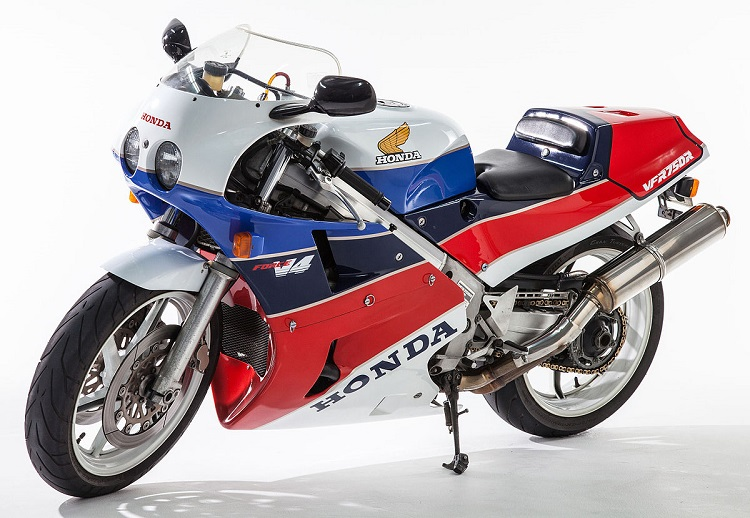 Dream Sportsbike - Honda VFR750R RC30