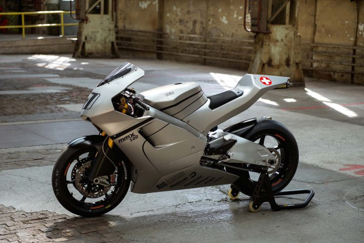 Dream Sportsbike - Suter MMX500
