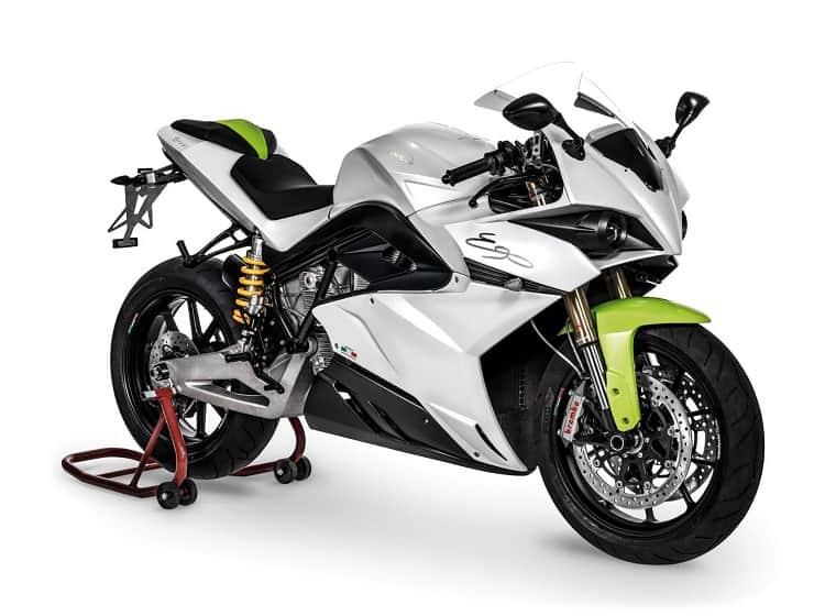Best Electric Motorcycle - Electric Bike - Energica Ego