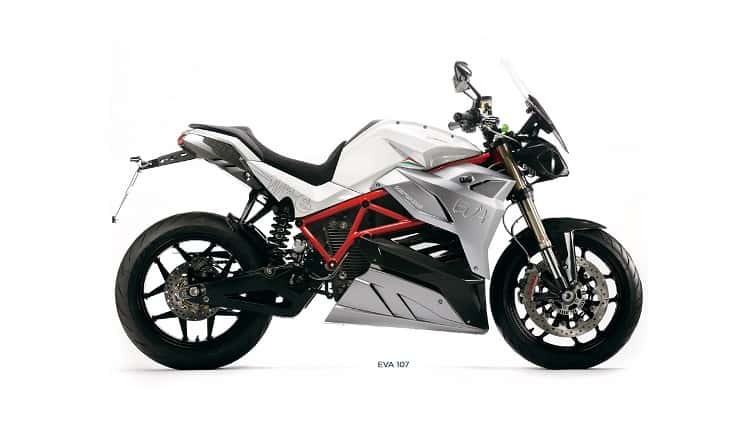 Electric Bike - Energica Eva