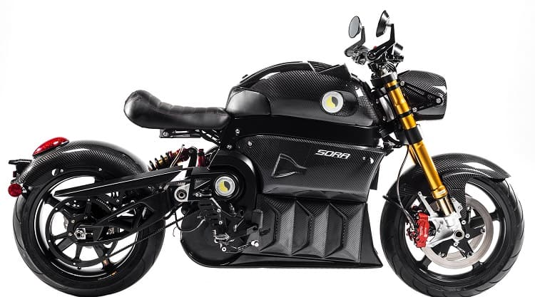 The Lito Sora Best Electric Motorcycle