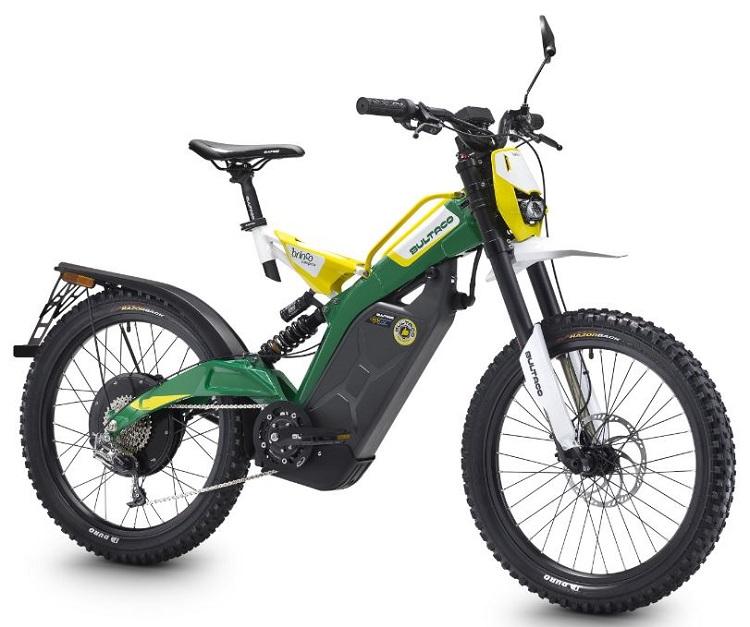 Best Electric Dirt Bike For Adults - Bultaco Brinco C