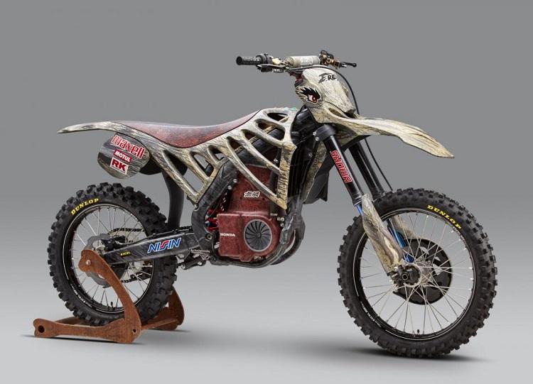 Best Electric Dirt Bike For Adults - Mugen E-Rex