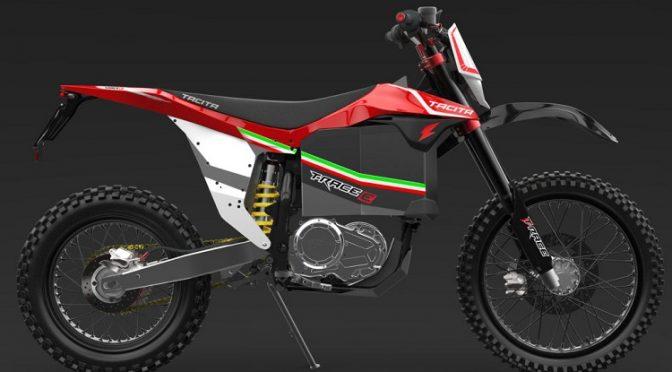 Electric Dirt Bike - Tacita T-Race Enduro