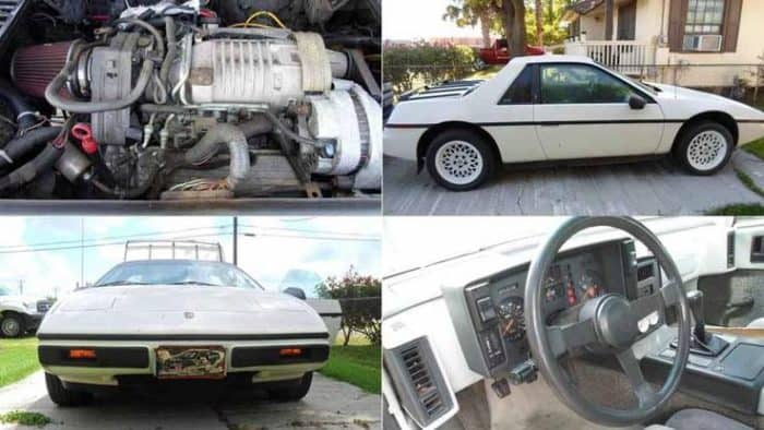 GM 3800 V6 Pontiac Fiero