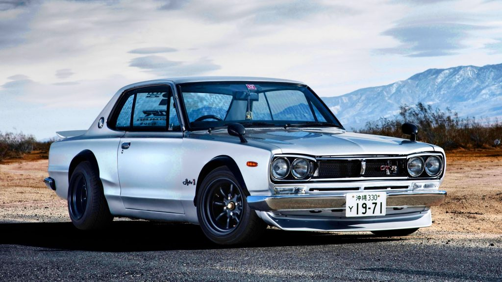Hakosuka Skyline GT-R