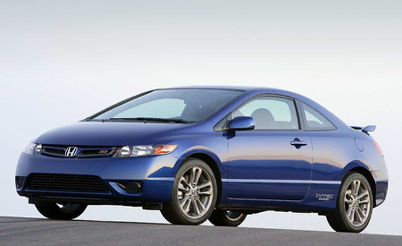 The Honda Civic is the best Japanese cars under 5000