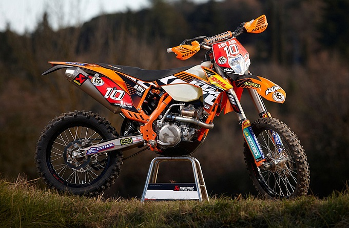 Ranking The Top KTM Dirt Bikes On The Market!