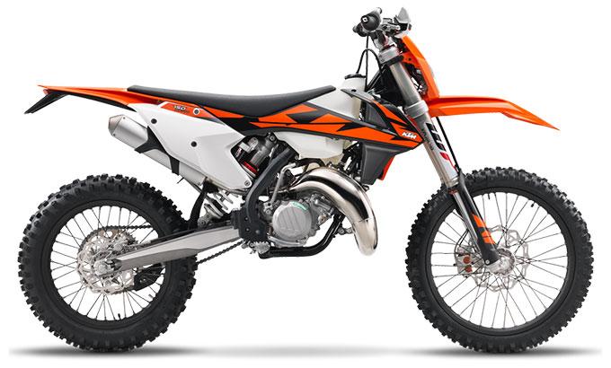 KTM Dirt Bikes - 2018 KTM 150 XC-W