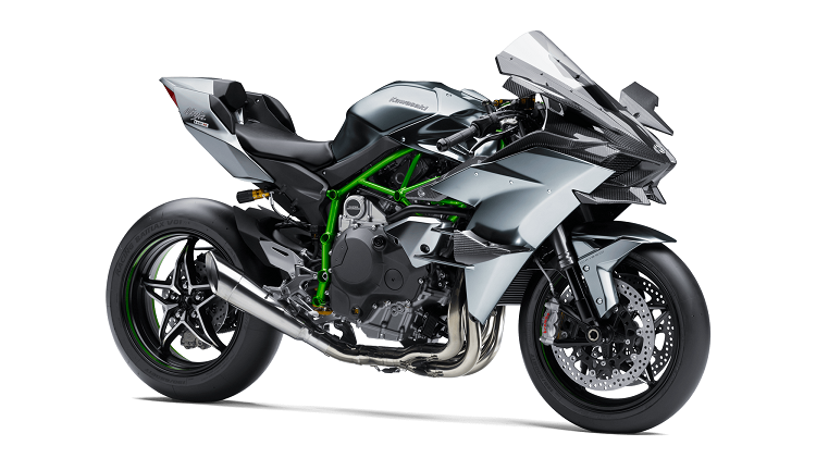 The Race-Spec Kawasaki H2R