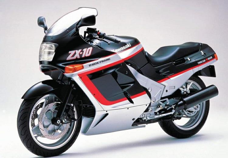 Kawasaki Ninja - ZX-10 Tomcat