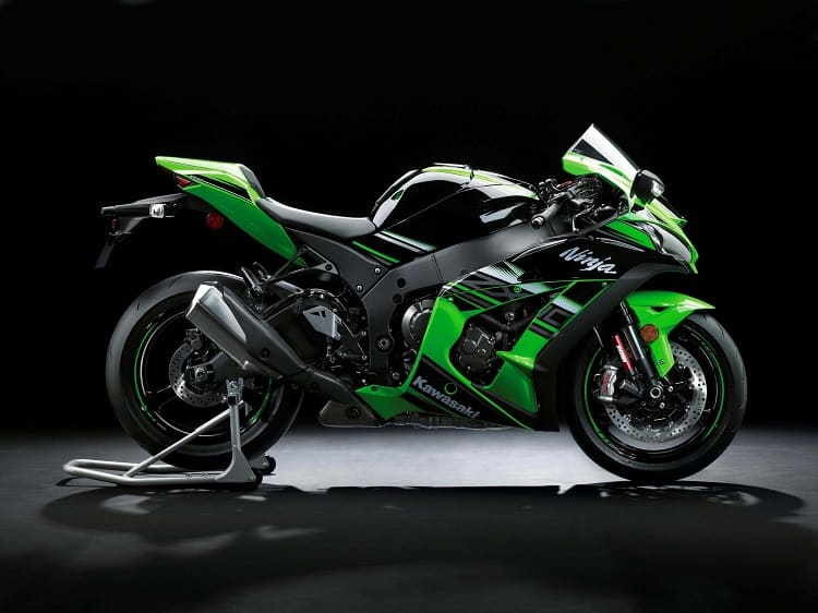 Ranking The Best Kawasaki Ninja Motorcycle Models Ever Made