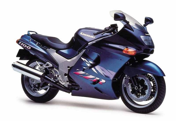 Ranking The Best Kawasaki Ninja Motorcycle Models Ever Made!