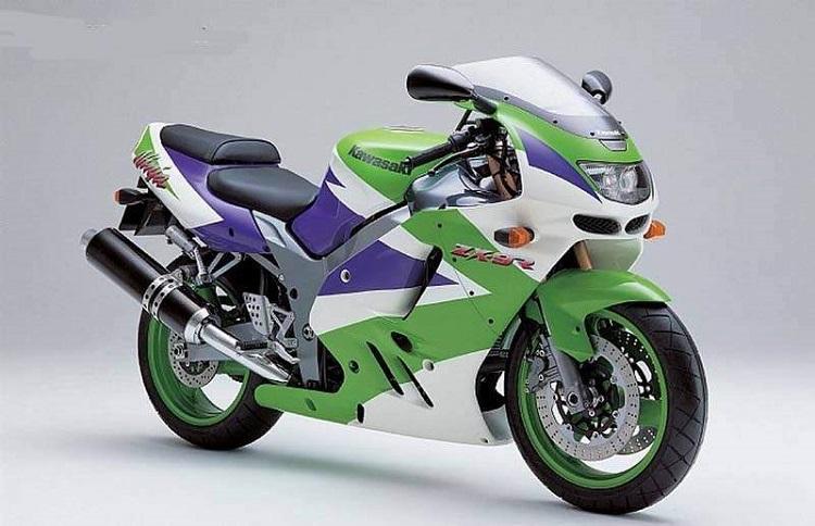 Kawasaki Ninja - ZX-9R