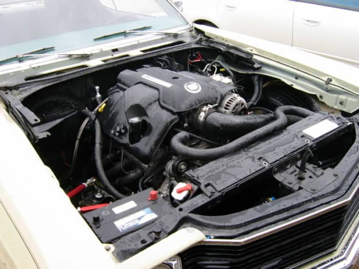 LQ4 Chevelle Engine