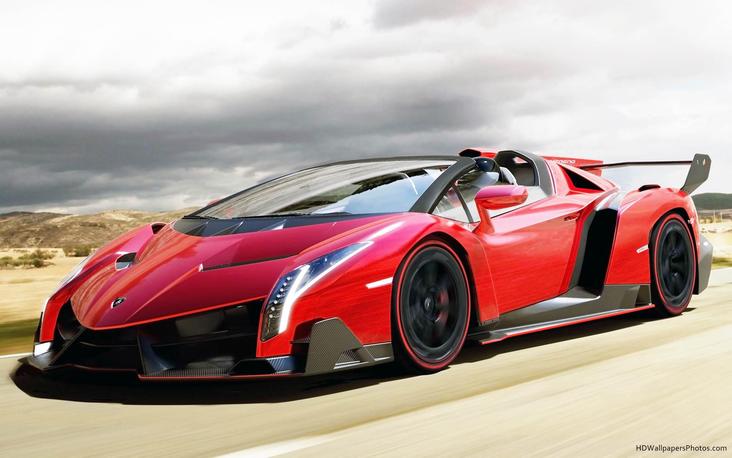 Lamborghini Veneo are furious hot cars