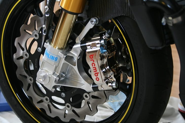 Make Your Motorcycle Faster - Brakes