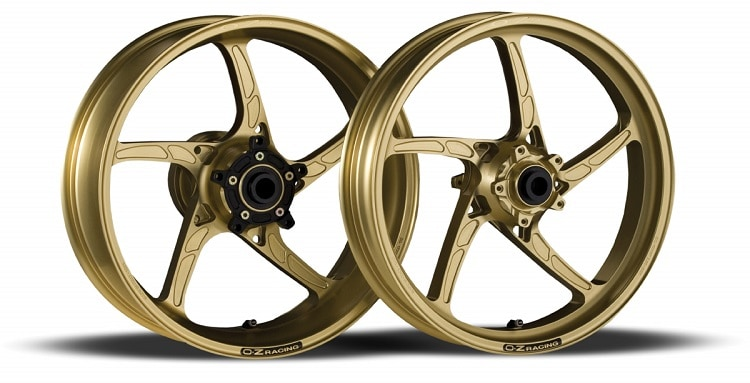 Make Your Motorcycle Faster - Wheels