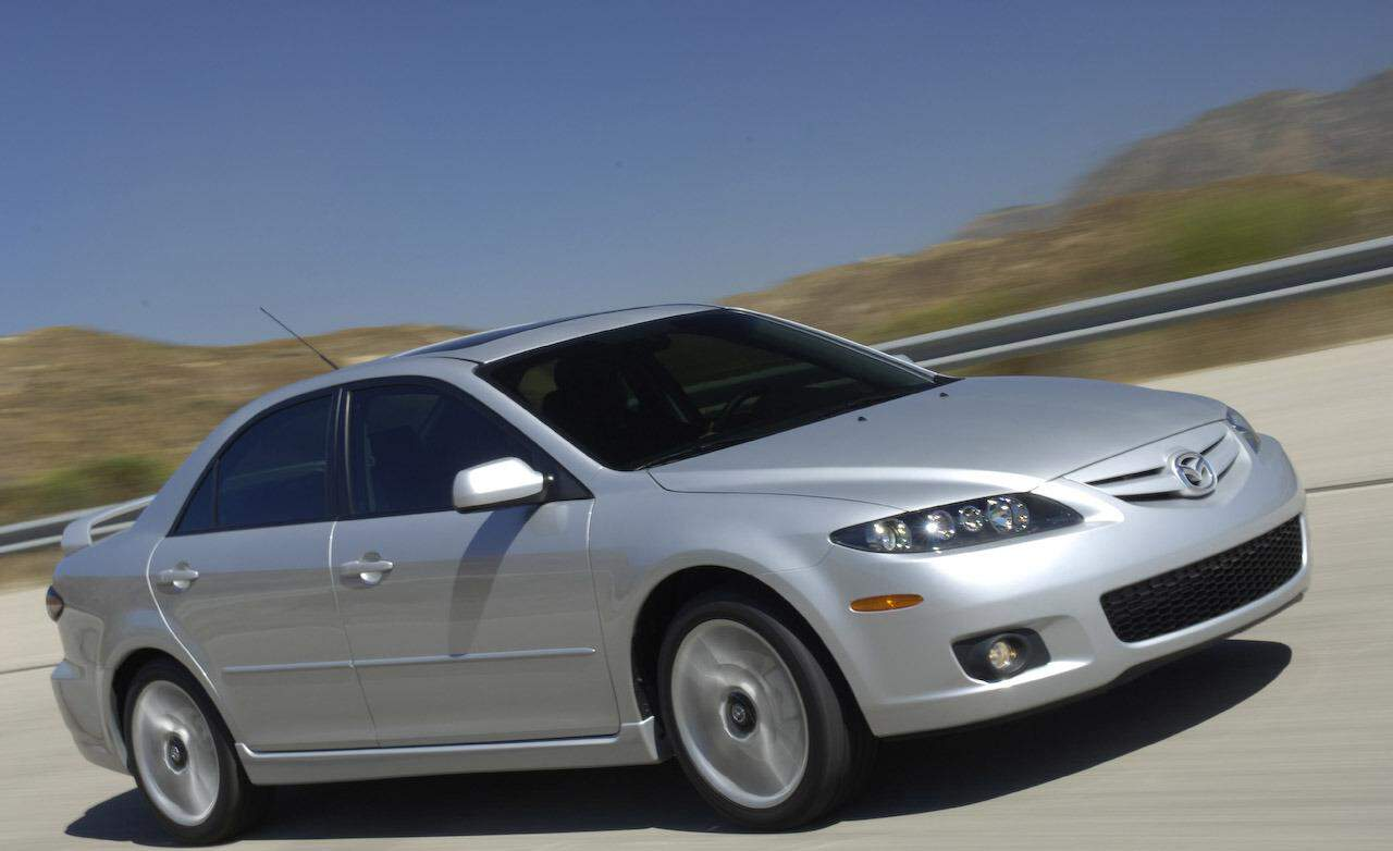 Mazda6 Make For Awesome Cars Under 5000