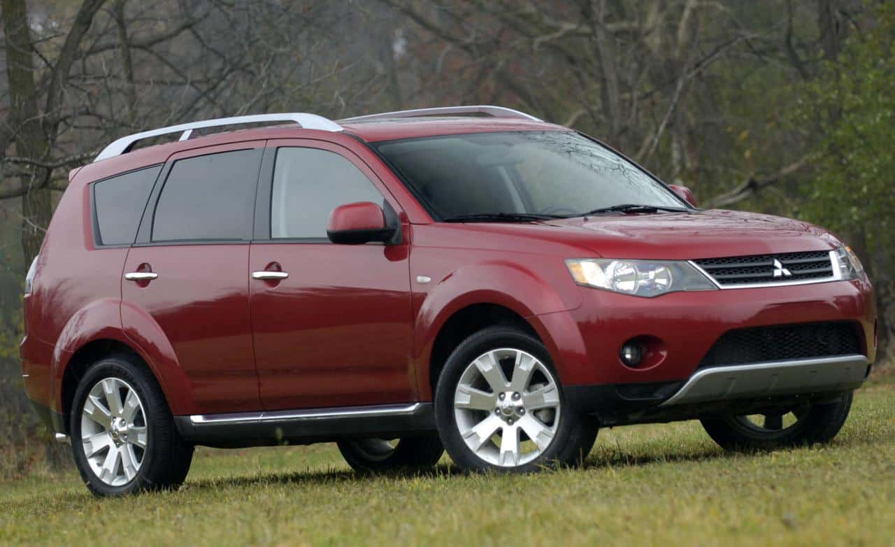 The Outlander is the only Mitsubishi on our list of cars under 5000