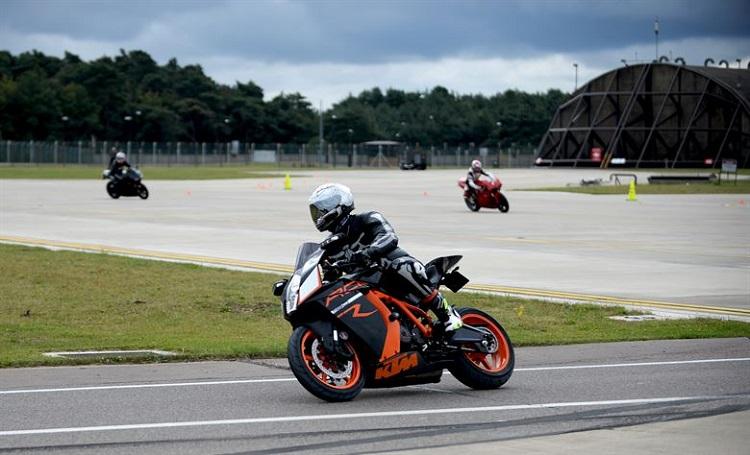 Motorcycle School 3