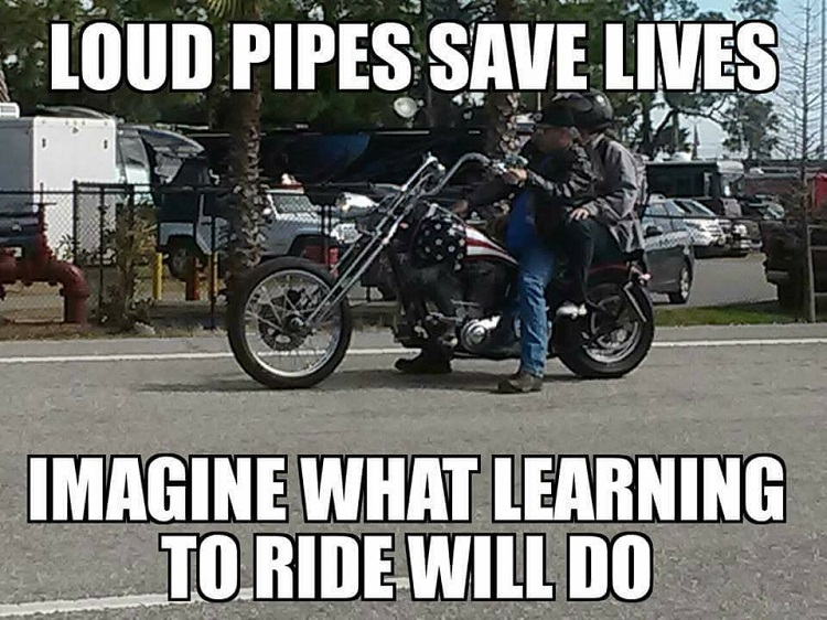 Motorcycle School - Bad Advice 2