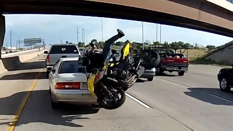 Motorcycle School - Fault