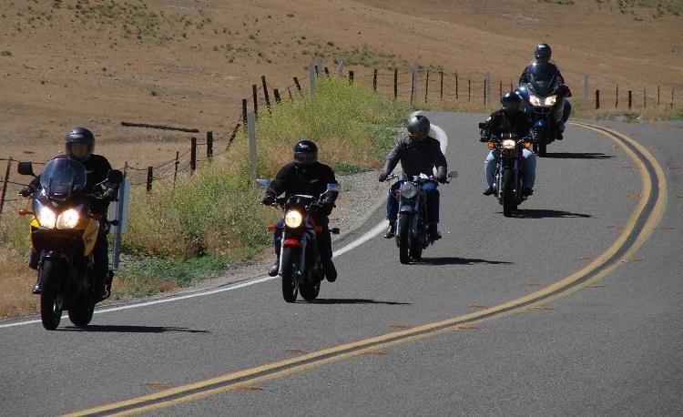 Motorcycle School - Social