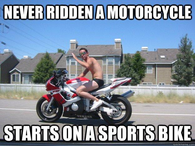 Motorcycle School - Squid