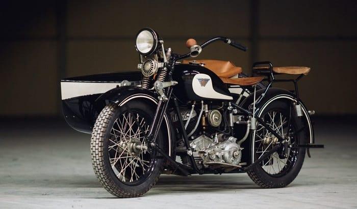 Sokol Motorcycle