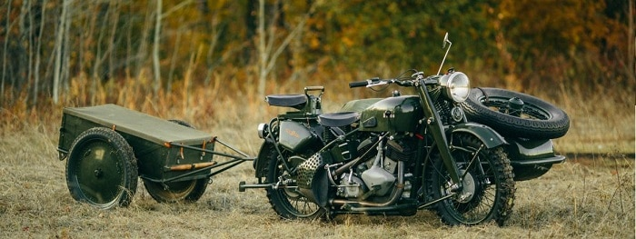 Motorcycle Sidecar - Universal