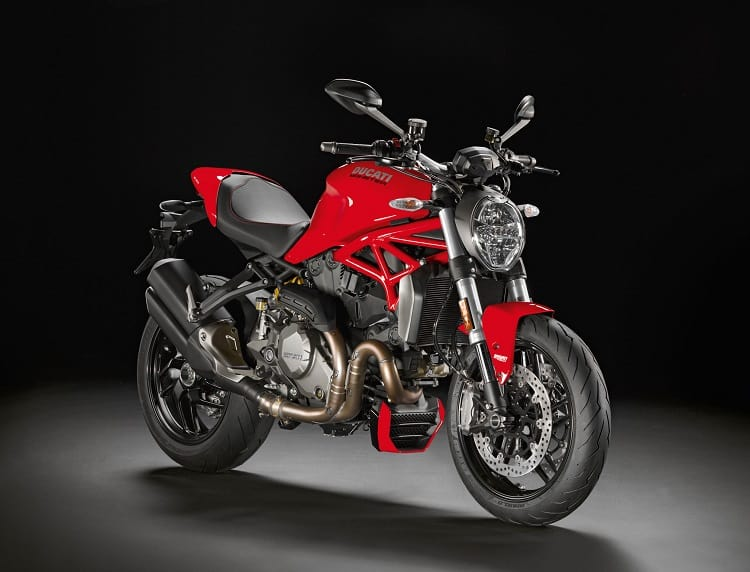 Best Naked Bikes - Ducati Monster 1200