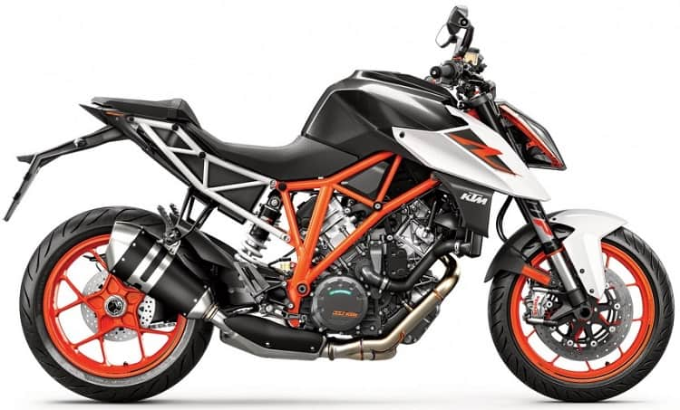 Best Naked Bikes - KTM 1290 Super Duke R