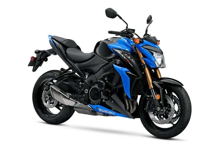 Best Naked Bikes - Suzuki GSX-S1000