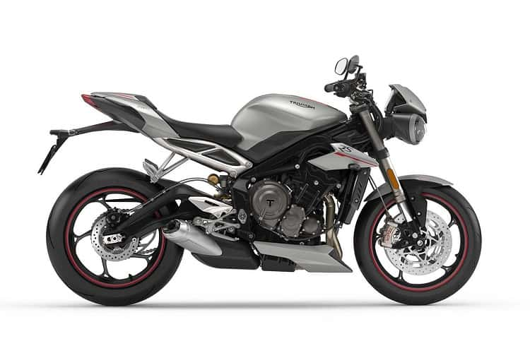 Best Naked Bikes - Triumph Street Triple