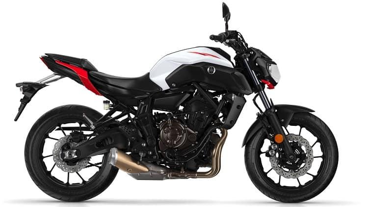 Best Naked Bikes - Yamaha FZ-07