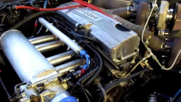 Nissan KA24E Engine