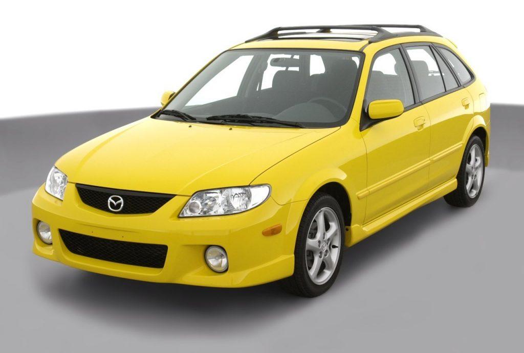 Mazda Protege5 - used cars under $2000