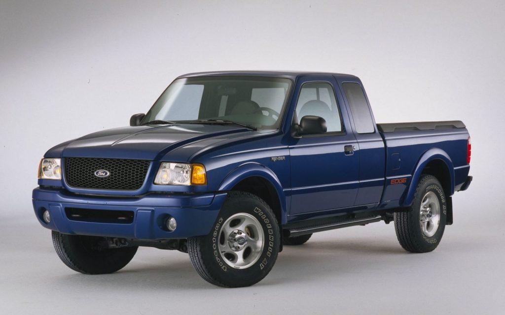 Ford Ranger Front 3/4
