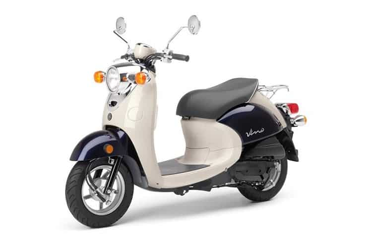 Best 50cc Scooters For Sale - Yamaha Vino Classic