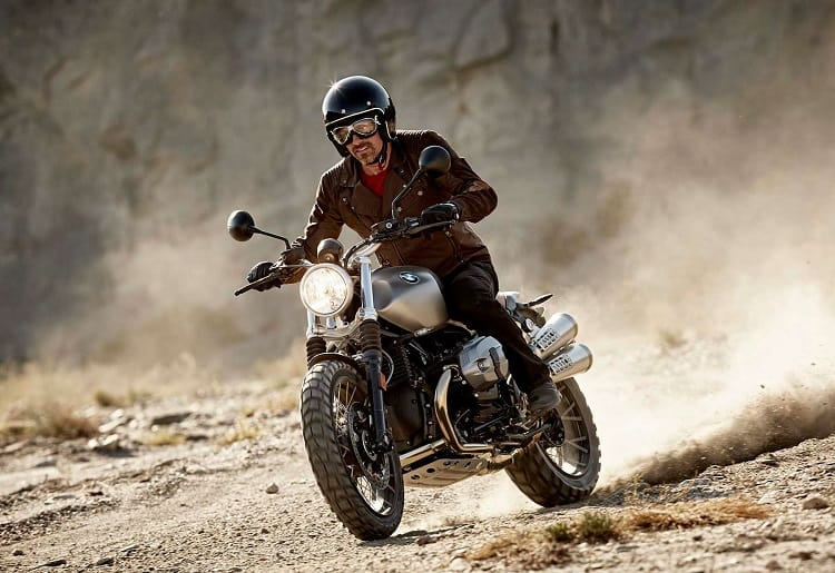 Scrambler Motorcycle - BMW