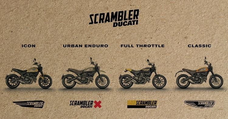Scrambler Motorcycle - Ducati