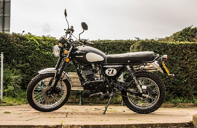10 Modern Takes On The Classic Scrambler Motorcycle