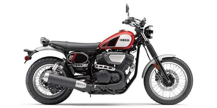 Scrambler Motorcycle - Yamaha SCR950