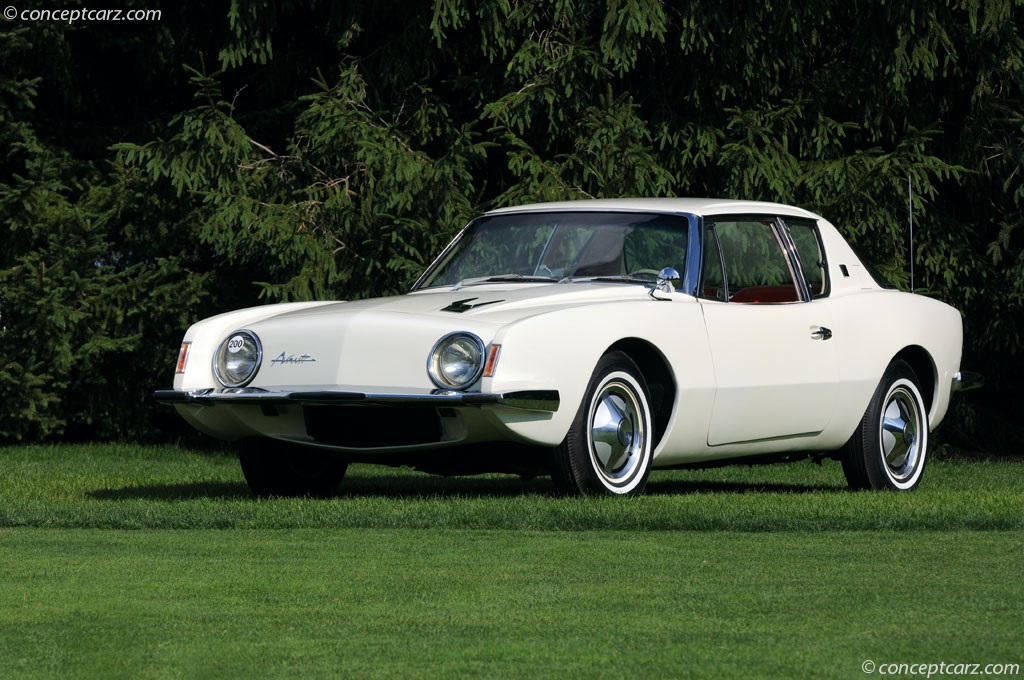 Avanti's are old-school hot cars